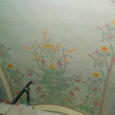 Peinture Murale D Coration Murale Fresque Art Mural Paris